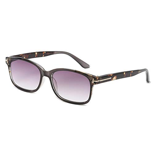 GEMSeven Hd-lesesonnenbrille-steigungs-tee/Graue Linse Presbyopic-brille Lesebrille Eyewear