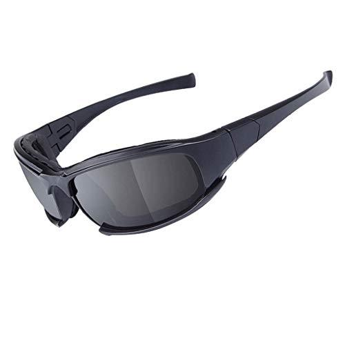 ANAI Vollformatige Winddichte Brille, Radfahren Motorrad Winddicht Off-Road-Haley-Brille