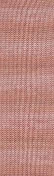 NEU 100 g Super Soxx Cashmere color 4Ply pastell lachs Fb. 22 -