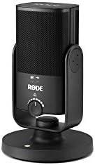 RODE NT-USB Mini Studio Quality USB Microphone - Black