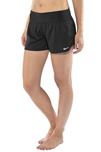 Nike Swim Solid Element Boardshorts Women Black Größe M 2018 Bikini