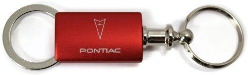 dantegts-pontiac-rouge-valet-porte-cles-logo-authentique-cle-chaine-porte-cles-keytag-cordon-89-cm-l