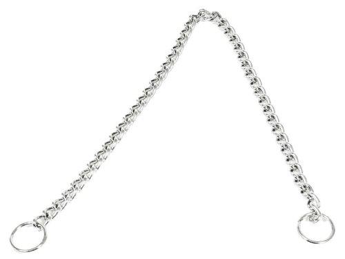 Collier metal etrangleur simple 70cm