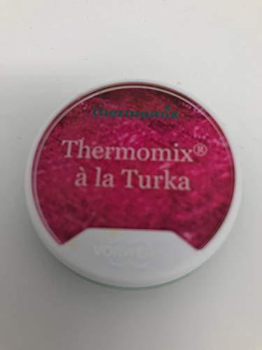 Original Vorwerk Thermomix TM5 Rezept Chip Rezeptchip Thermomix a la Turka türkische Küche Türkei