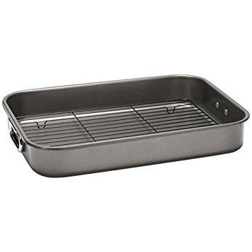 Patisse 5680 / Frying and Baking Dish with Grill Carat 41 x 30 CM