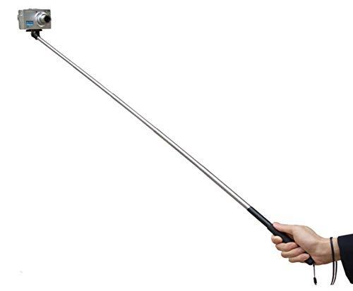 XUEQQ Zubehör Handy bequem Selfie Stab Motion Kamera Selfie Stab mit Bluetooth Selfie u-Clip
