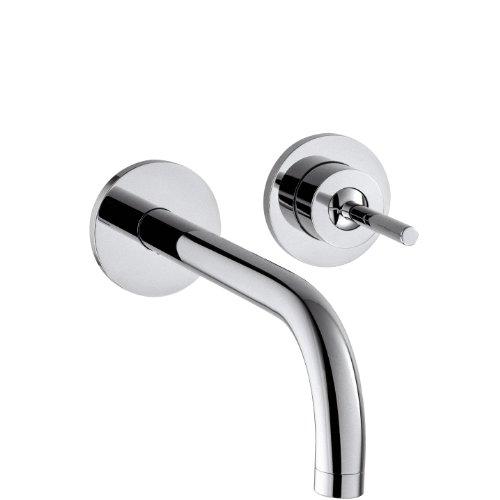 Preisvergleich Produktbild AXOR Uno Einhebel-Waschtischmischer Unterputz, Komfort-Auslauf 165mm, Wandmontage, chrom