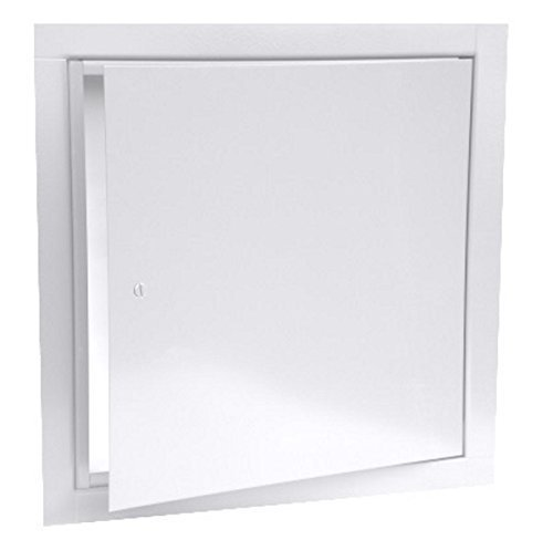8 x 12 TM - Multi-Purpose Access Panel with 1 Trim for Walls & Ceilings - JL Industries by JL Industries - 12x12 Access-panel