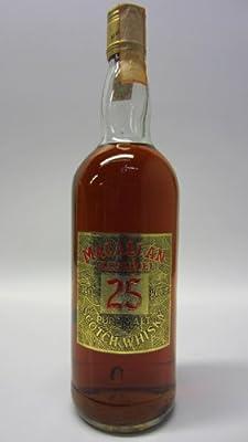 Macallan - Gold Label Pure Malt Scotch 25 year old