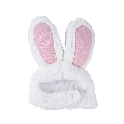 Cool Ring Katze Kaninchen Ohren Hut Mütze Pet Kostüme für kleine Hunde Party Supplies