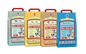 James Wellbeloved Adult Small Breed Duck and Rice Dry Mix 1.5 kg