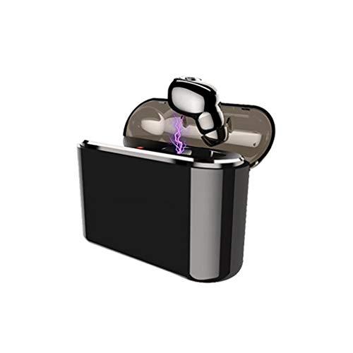 Jamicy Bluetooth Kopfhörer, Bluetooth 4,2 Stereo In-Ear Ohrhörer Mini True Twins Kabellose Ohrhörer, kompatibel mit Smartphones und Anderen Bluetooth fähigen Geräten (Schwarz) Lg Bluetooth Stereo