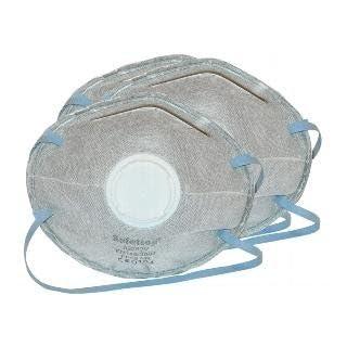 Atemschutz Feinstaubmaske, Schutzklasse FFP2, 3er-Pack