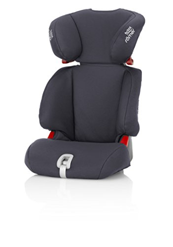 Britax Römer DISCOVERY SL Auto-/Kindersitz, 15 - 36 kg, Gruppe 2/3, storm grey