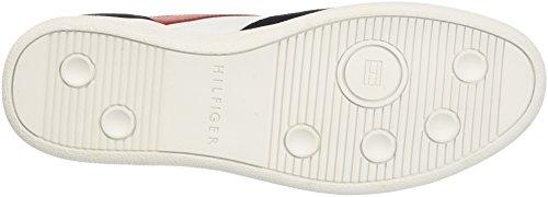 Tommy Hilfiger Herren D2285anny 1c1 Sneakers Rot (RWB 020)