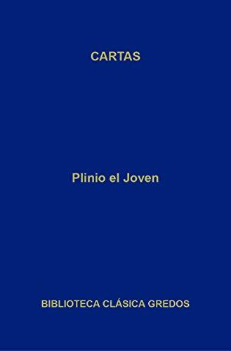 Cartas (Biblioteca Clásica Gredos nº 344) por Plinio el Joven