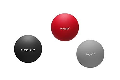 Trendy Tres Forca 3-Ball-Massage-Set Faszienbälle