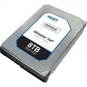 HGST Ultrastar He8 0F23267 - Disco duro 5 - 60 °C