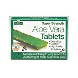 Aloe Pura Super Strength Aloe Vera 60 Tablets from Aloe Pura