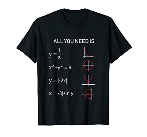 s Love T-Shirt Lehrer Geschenk Professor ()