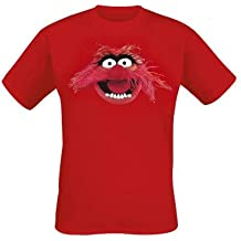 Muppets T-Shirt Animal Head Das Tier Größe XL