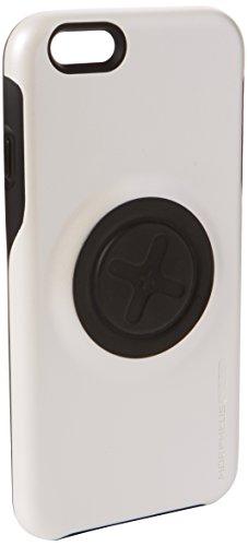 Morpheus Labs M4 BikeKit - iPhone 6/6s Bike Kit - Fahrrad Handyhalterung - iPhone 6/6s Hülle & Fahrradhalterung mit patentiertem Magnet-Verschluss incl. RainCover weiss [White]