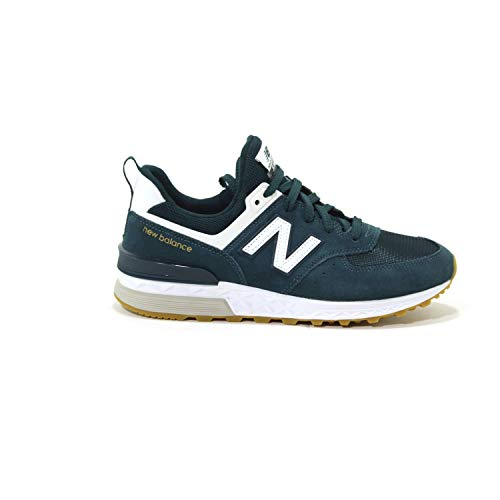 Scarpe basse Sneakers Uomo Verde (MS574) - New Balance 402443ddb53