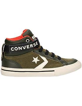 Converse Lifestyle Pro Blaze Strap Hi, Zapatillas Unisex niños