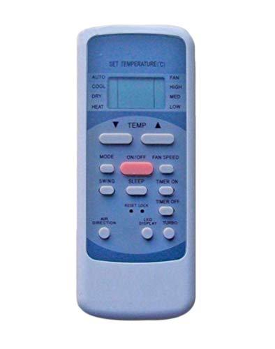 Upix AC Remote 78 for Bluestar, Onida, Voltas, Godrej