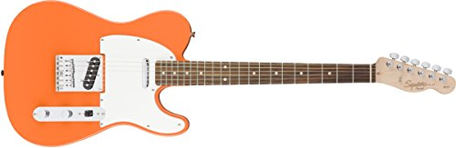 Squier Telecaster Affinity Competition Orange Guitarra elŽctrica