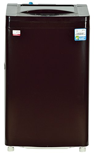 Godrej GWF 650 FC Fully-automatic Top-loading Washing Machine (6.5 Kg, Carmine Red)