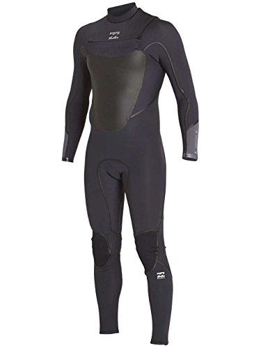 2017/18 Billabong Absolute X 4/3mm Chest Zip Steamer Wetsuit ASPHALT F44M20