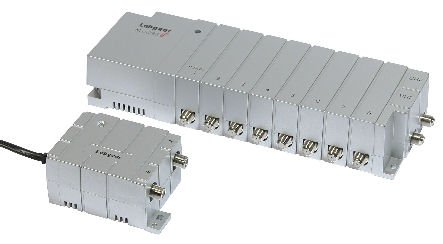 8way TV Aerial Signal booster amplificatore