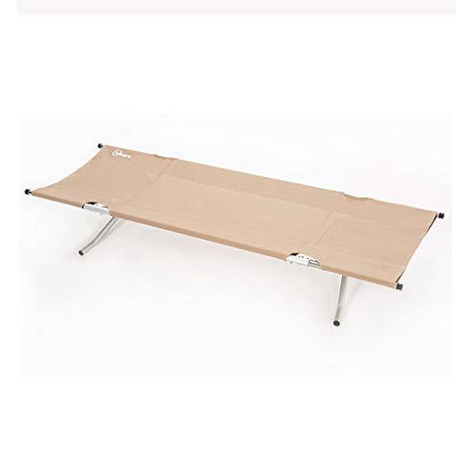 Chuanmao Klapp Schaukelstuhl Outdoor Freestyle Tragbare Camping Stuhl Bett Aus Luftfahrt Aluminium und Oxford Tuch Camping Klappstühle Strand Angeln Reise Khaki