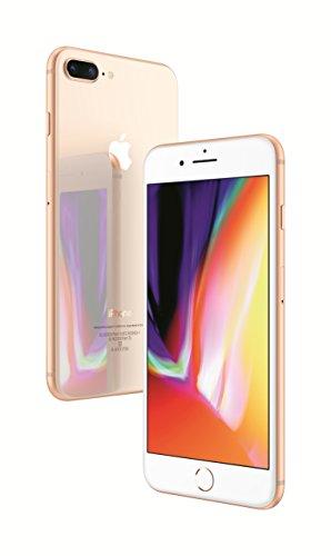 Apple iPhone 8 Plus (Gold, 64GB)