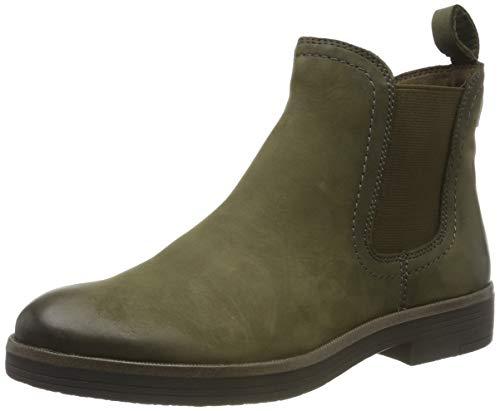 Tamaris Damen 1-1-25310-23 Chelsea Boots, Grün (Olive 722), 39 EU