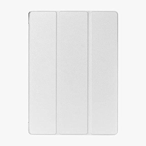 """Preisvergleich Produktbild Pixnor Tablet PC Case Cover Stand für Apple iPad Pro 12,9"""" Zoll + 9,7"""" Zoll Bluetooth Tastatur + Displayschutzfolie + Stylus Stift (weiß)"""