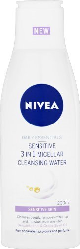 Nivea Sensitive 3 in 1 Agua Micelar – 200 ml