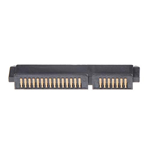 JunYe Für HP EliteBook 2560p 2570p Adapter für Festplattenlaufwerk-Anschluss Laptop-Zubehör -