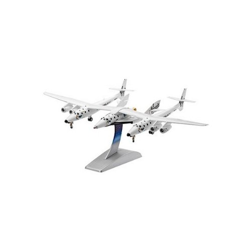 Revell - Revell - 04842 - Space Ship Two+Avion Port - Model Kit 1/144 - REVE04842 (1 Revell Kits Model 144)