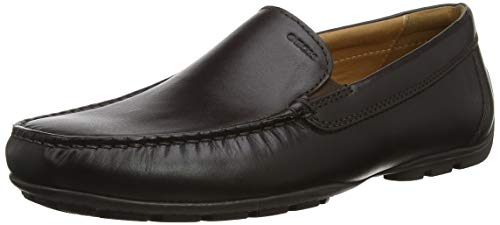 Geox U Moner 2FIT B, Mocasines Hombre, Marrón Coffee