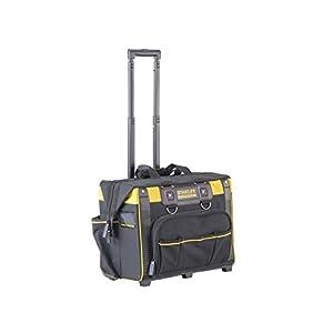 STANLEY FATMAX FMST1-80148 – Bolsa rígida con ruedas para herramientas, 44 x 25 x 44 cm