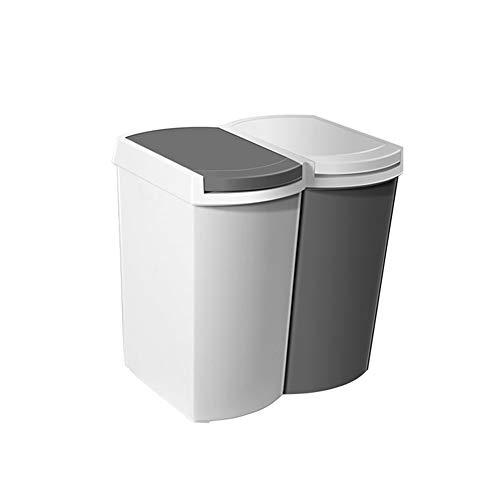 Bote basura Separación Seca Y Húmeda Clasificada