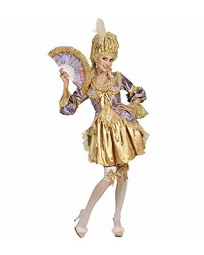 Horror-Shop Barock Kostüm Frauen L