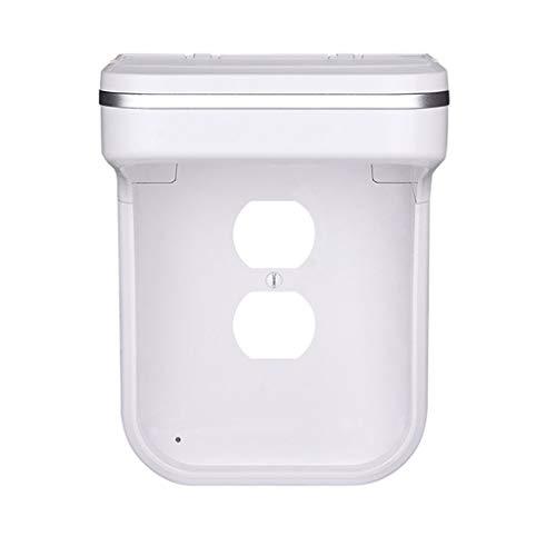 Stromversorgung Halterung Steckdosen Regal Ladestation für LED-Steckdosen Abdeckungen für Google Home