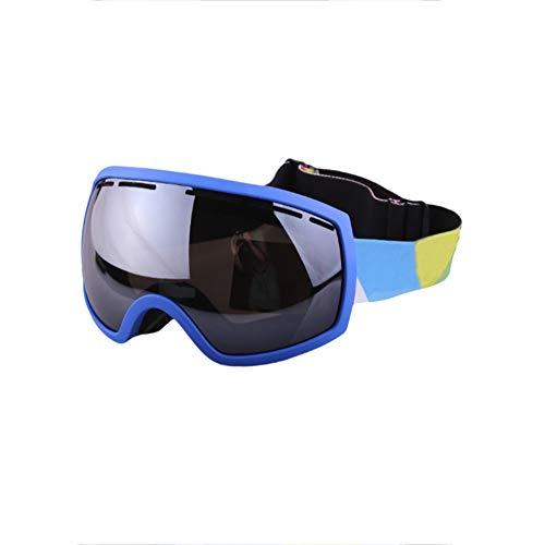 Defect Anti-Fog Schutzbrillen Skibrille Wind Zweischicht-Nebel-Nachweis Ski Spiegel Polarisator