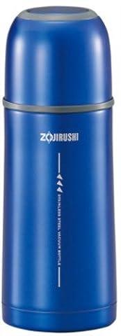 Zojirushi SVGG35AH Tuff Slim Stainless Vacuum Bottle, 12-Ounce, Metallic Blue (japan import)