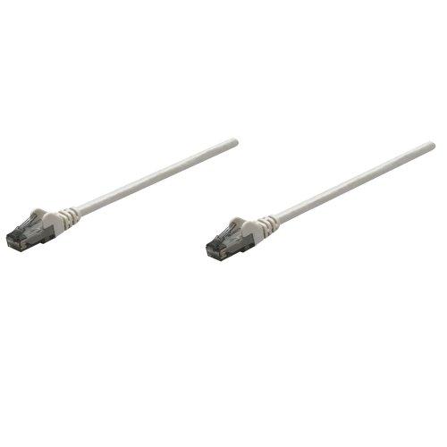 Intellinet Cat6 (UTP) Netzwerk Patchkabel (2X RJ-45, Vergossen) 7,5 m grau -