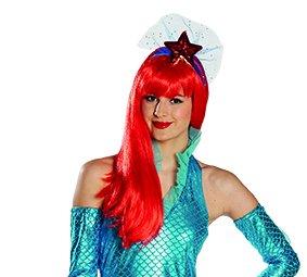 nd kostümaccessoire (Meerjungfrau Stirnband)