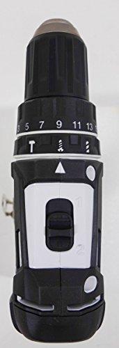 Makita DHP482ZW Akku-Schlagbohrschrauber 18 V Solo, Limited White - 4